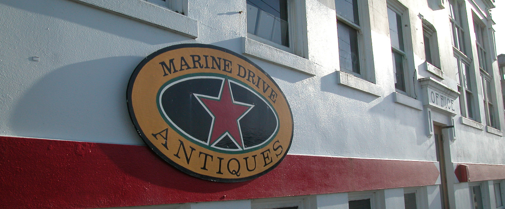Setup web site and helped open Marine Drive Antiques in Astoria Oregon