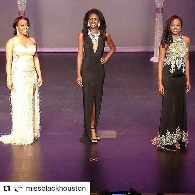 I'll be one the distinguished judges for this year's Miss Black Houston Pageant. It's not too late to sign up ladies!
