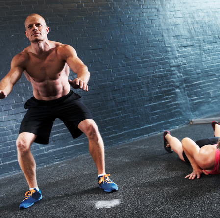 Total Body Workout Men's Journal