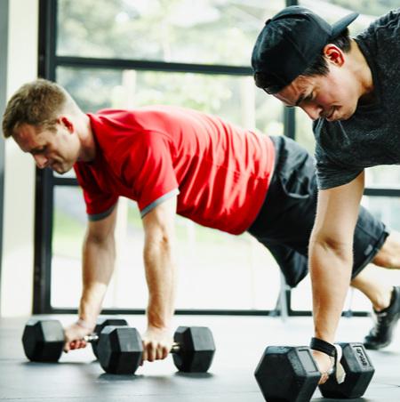 Total Body Workouts Men's Journal