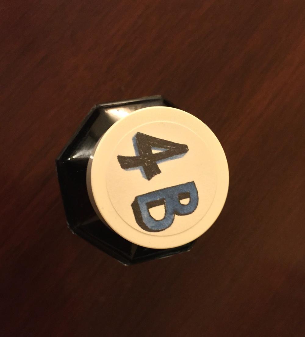 Bung Box 4B Cap