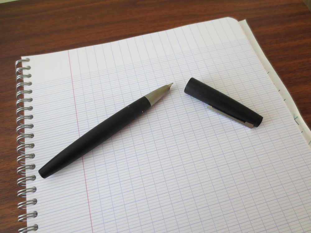 The Lamy 2000 tops my list for your first trip over the $100 price point.