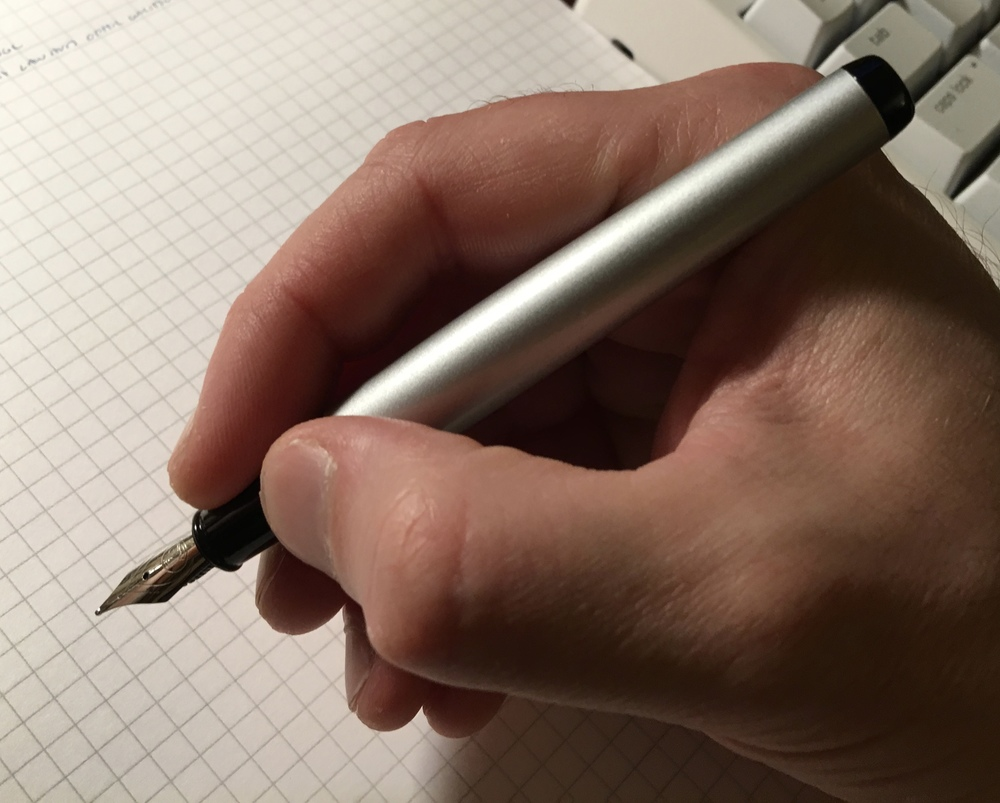 If you like to use your pens unposted, the Stola should work fine for you.  Unfortunately, it's a touch short for me to use comfortably for longer writing sessions.