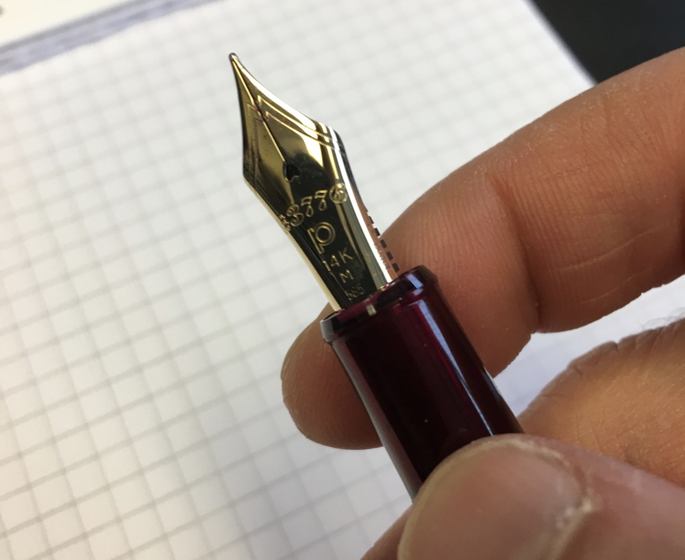 Platinum Medium Nib