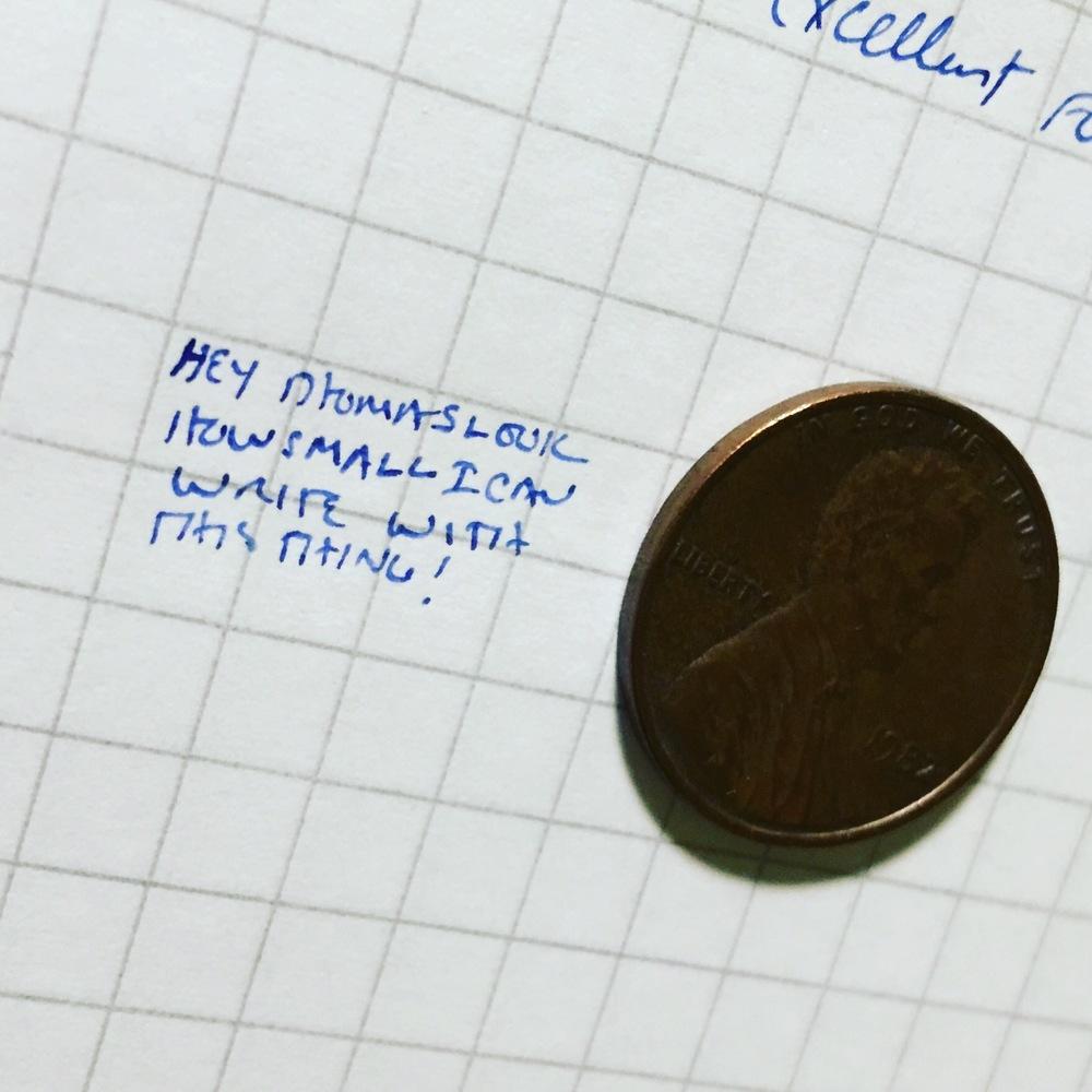 Platinum UEF Writing Sample