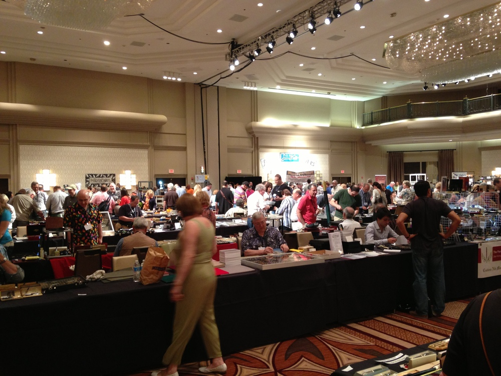 Once more into the breach... the 2013 DC Pen Show