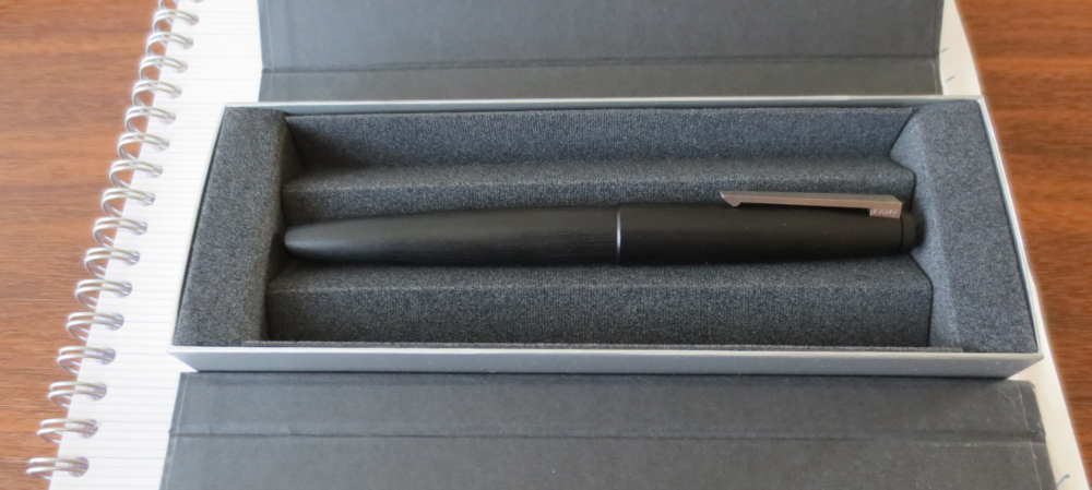 The Lamy 2000 is a reliable, excellent everyday writer. I'd argue than any respectable pen addict should have at least one in their arsenal.