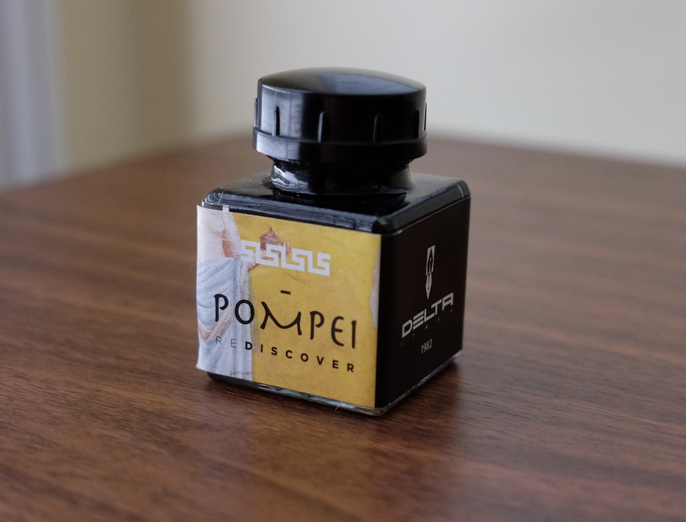 Delta Black Ink, Pompeii Edition
