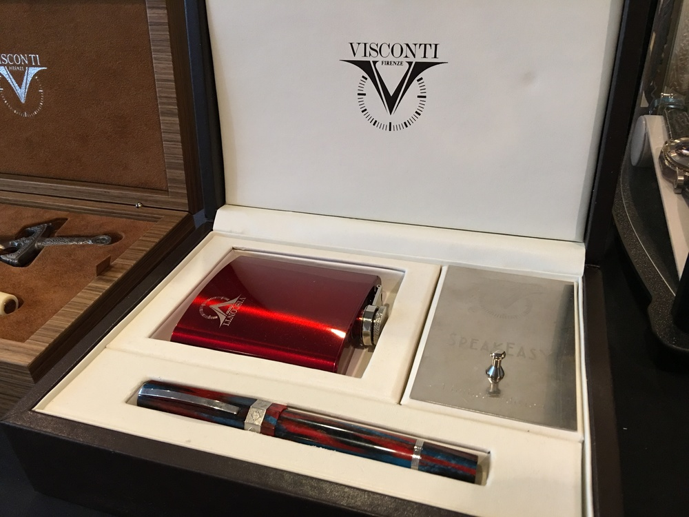 The Visconti Speakeasy