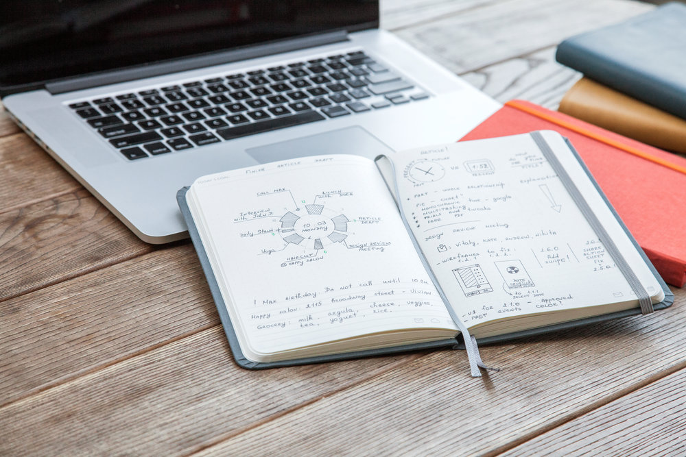 The Slice Planner, a hybrid digital-analogue planner, launches soon on Kickstarter