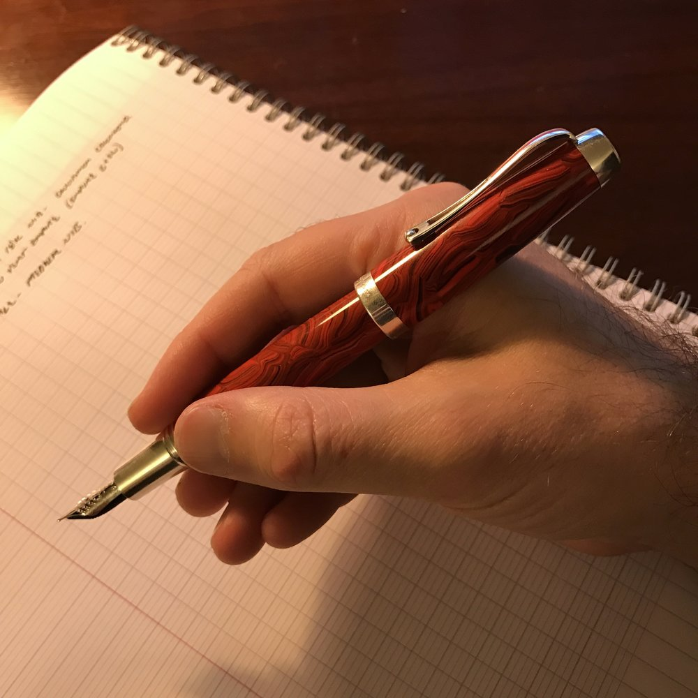 Montegrappa Passione Posted