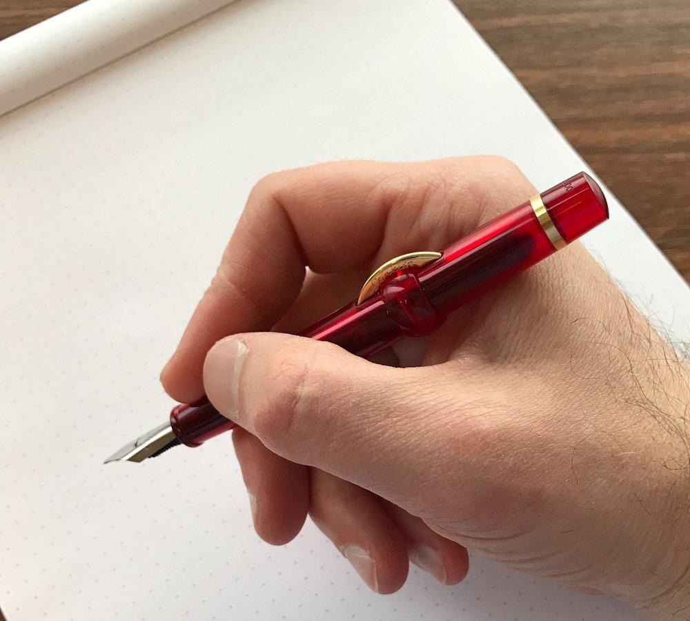 The Gentleman Stationer Circuit Board Pen Rollerball And Ink Nerd Gift Conklin Mark Twain Unposted