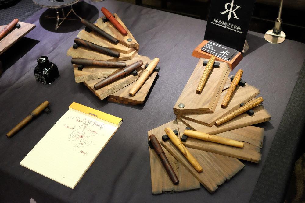 "Ryan Krusac Pens - the ""Legend"" Model"