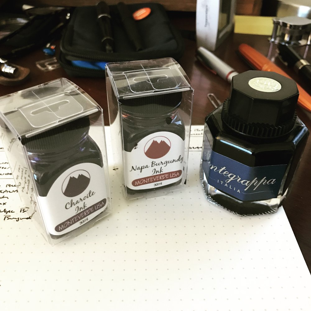 Lots of new inks to review, coming soon!