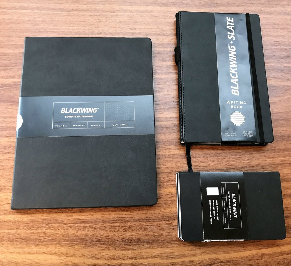 Blackwing-Notebooks-Product-Line