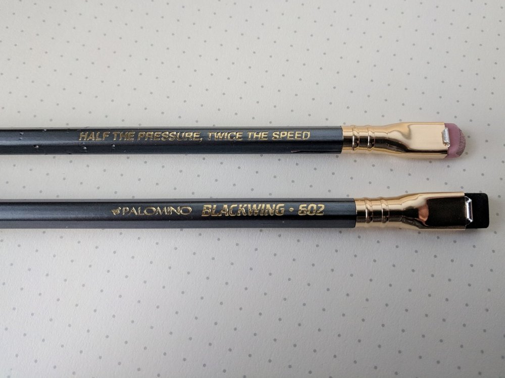 Blackwing-602-finish-Slogan-half-the-pressure