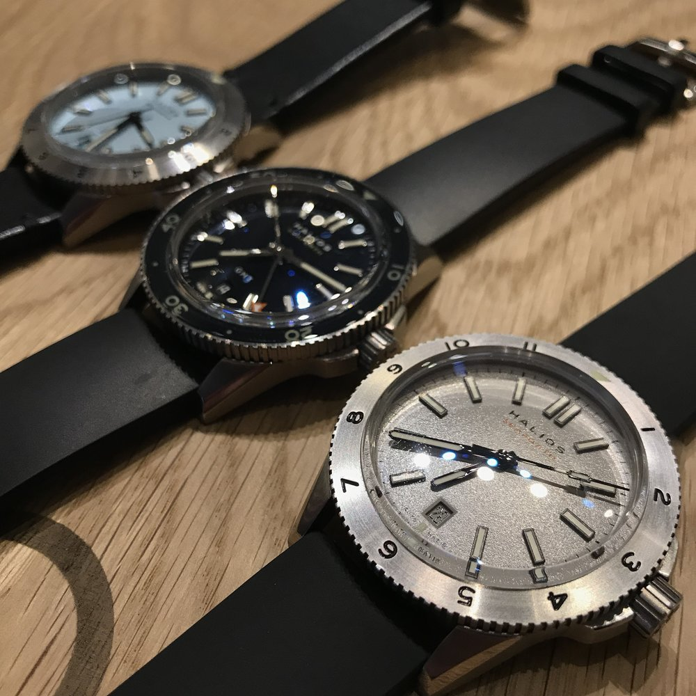 More Halios Seaforth Dive Watches