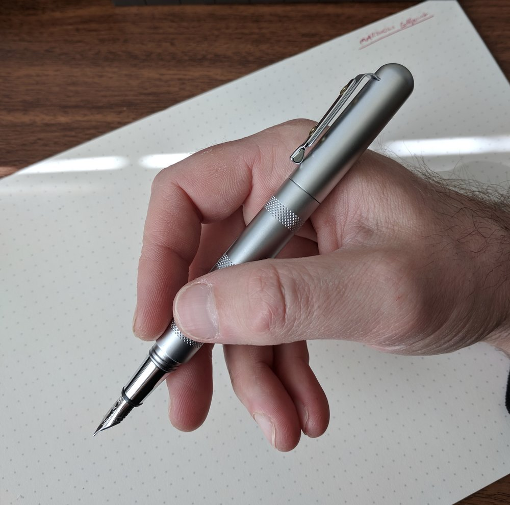 Mazzuoli Officina Fountain Pen Posted