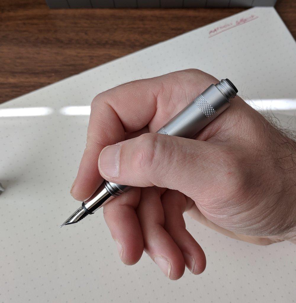 Mazzuoli Officina Fountain Pen Unposted