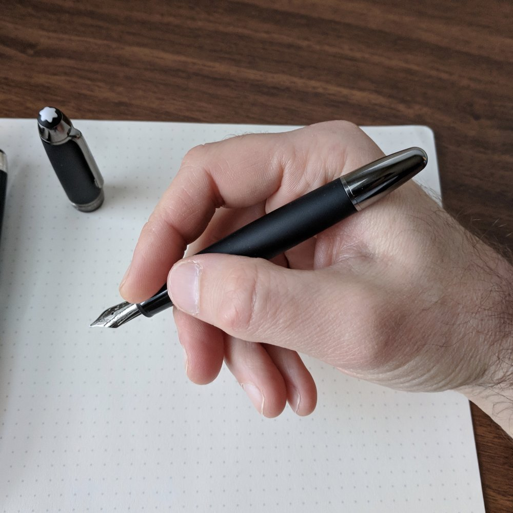Montblanc Ultra Black 146 Unposted