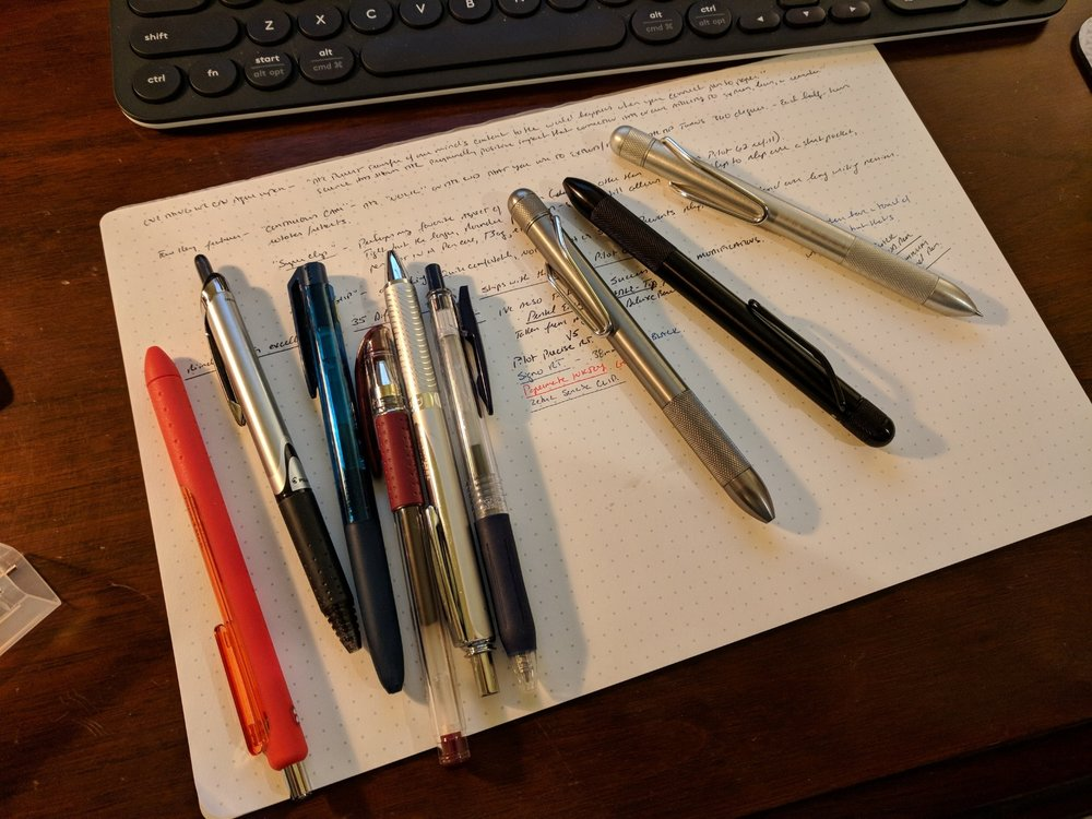 It might be time for a cheap pen recommendation overhaul.