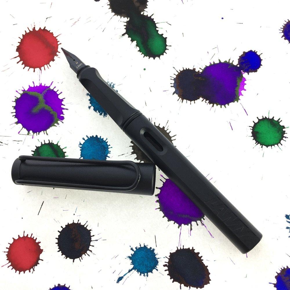 Goldspot-Pens-Sponsor-Lamy-Safari-All-Black