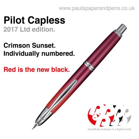 Pilot-Vanishing-Point-Capless