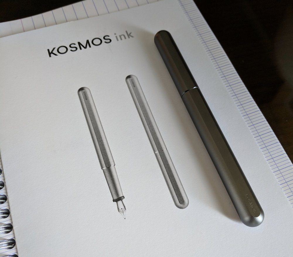 KOSMOS-ink-Review-Package