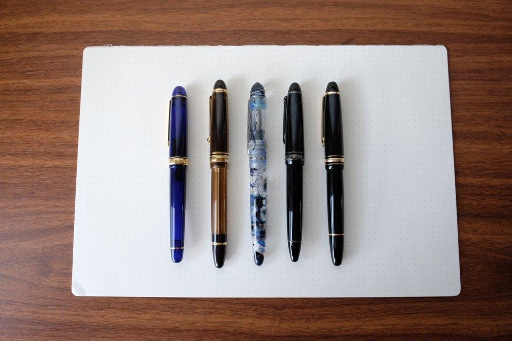 Workhorse-Pens-Comparison