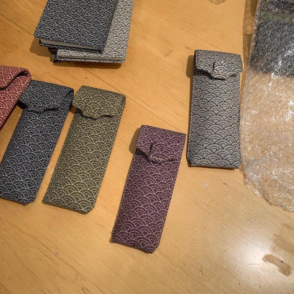 Musubi Pen Cases