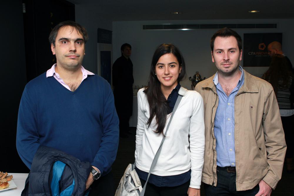 Germán Spagnuolo - Cecilia Brown - Marcelo Dotti.JPG
