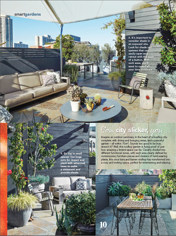 BETTER HOMES & GARDENS, Aug 2015