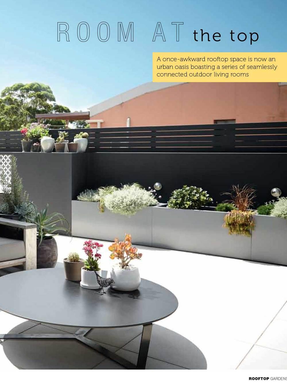 Rooftop Gardens, 2016
