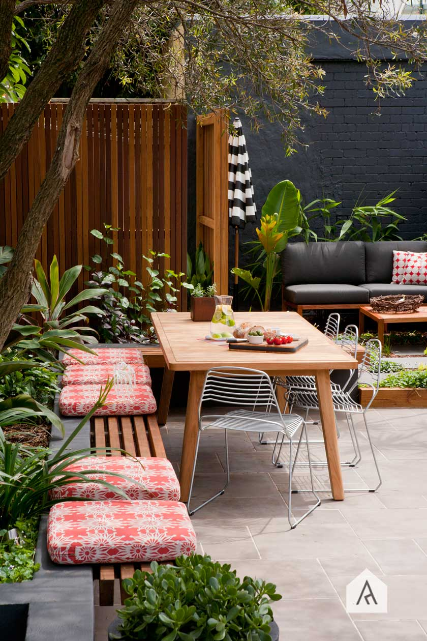 © Adam Robinson Design Sydney Outdoor & Landscape Designer Styling Gardens Outdoor Style 02 Style Tip Cantilevers Design Practical Newtown project 01.jpg