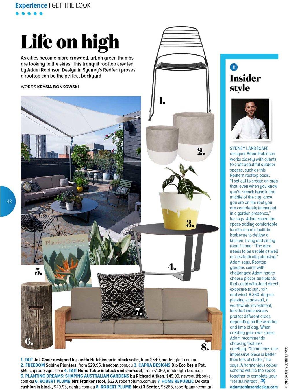 Jetstar magazine, December 2016
