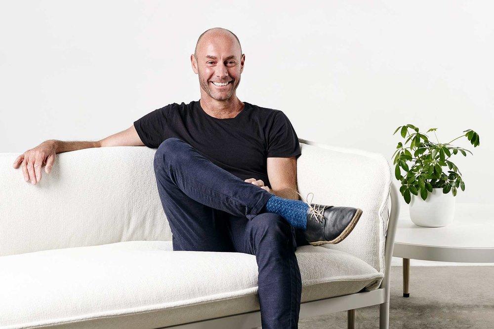 Aussie designer Adam Goodrum