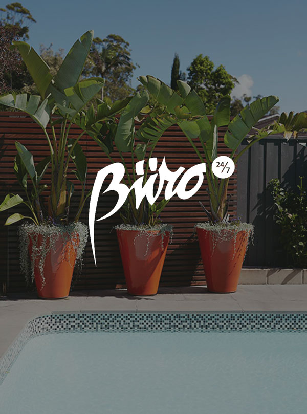 Buro 247 - 'Potted paradise: how to create an urban oasis'2015