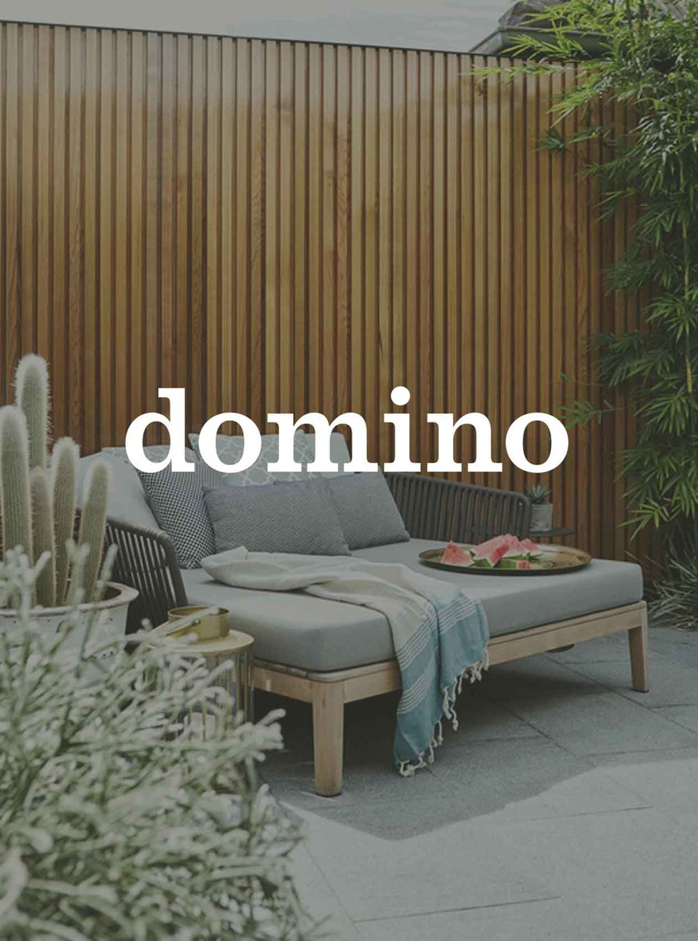 Domino - '8 Genius Ways To Create a Private Outdoor Space'Jul 30, 2017
