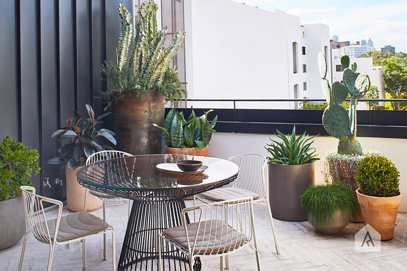 © Adam Robinson Design Sydney Outdoor Design Styling Rooftop Balcony Garden Waterloo 03.jpg