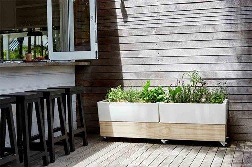 Good Looking Planters Adam Robinson Design