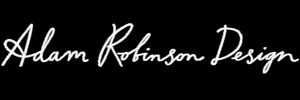 © Adam Robinson Design logo white.png
