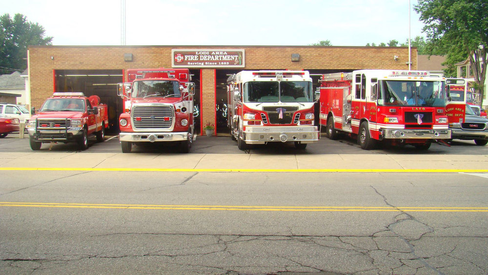 Explore Emergency Vehicles At Nno Lodi Community Action Team