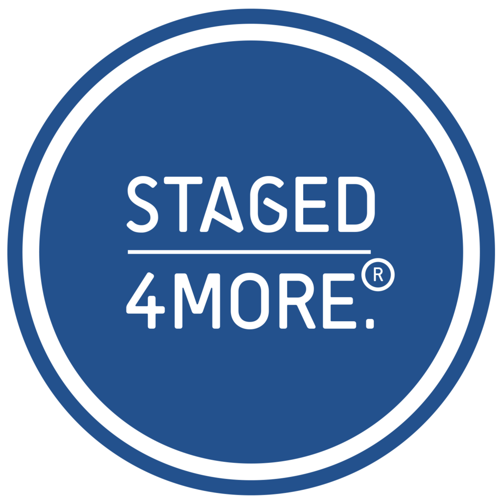 Staged4more® Home Staging & Design // 650-383-SOLD (7653)