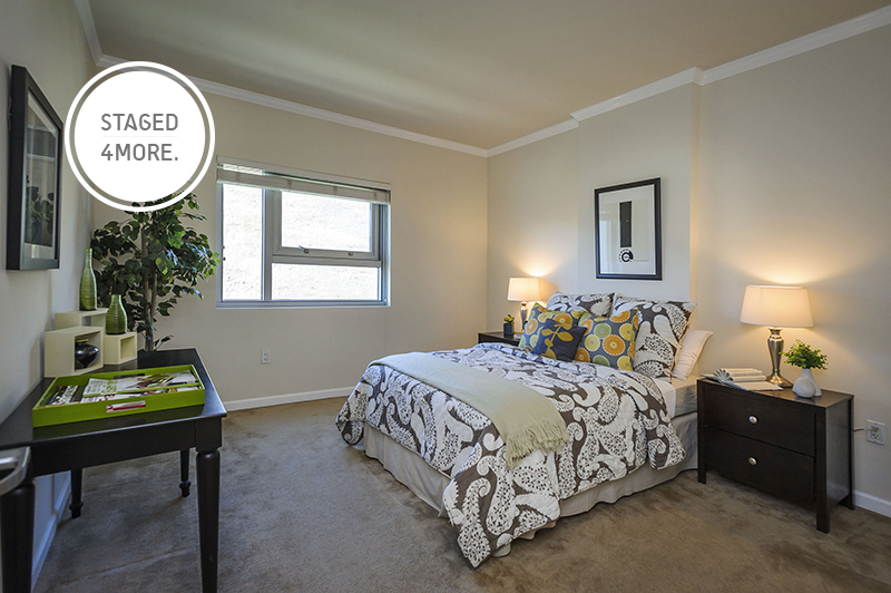 One Mandalay South San Francisco Staged by Staged4more Home Staging