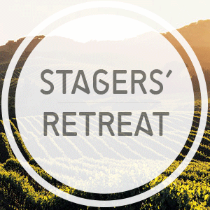 Advanced Stagers' Retreat is now closed for 2014! But click on the image to go to the link to stay in the know.