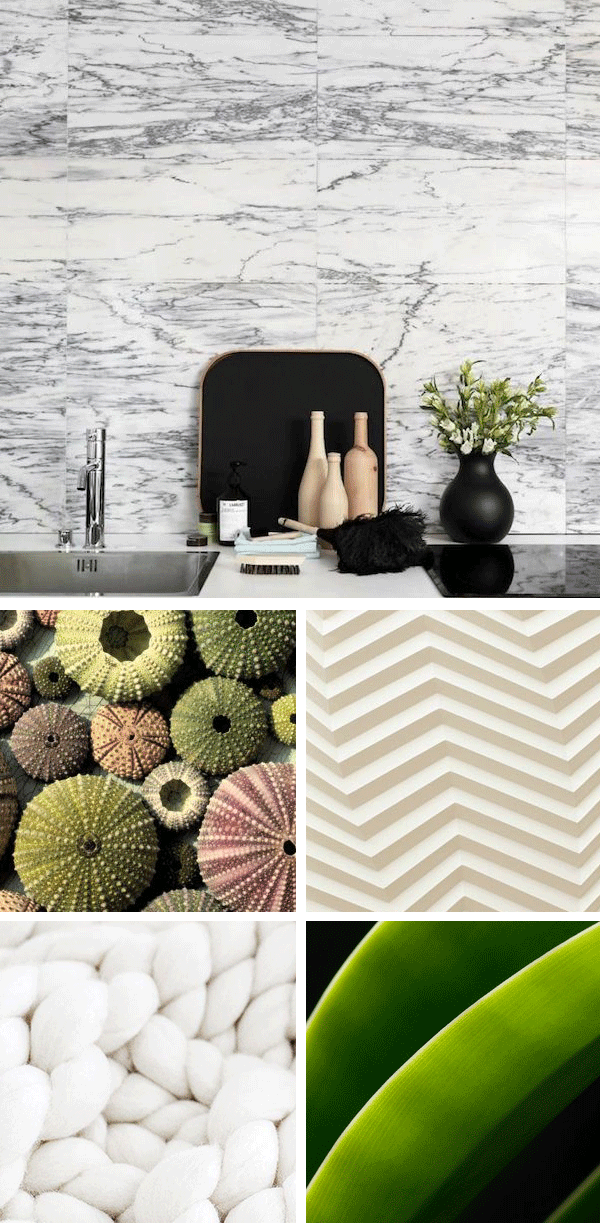 Using Textures to Decorate & Style Your Home