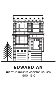 San Francisco Edwardian Architecture by the Bold Italics