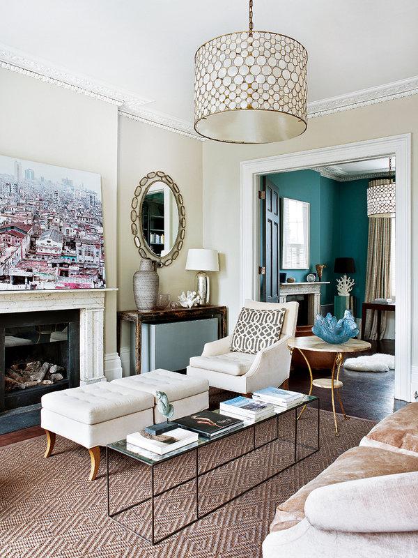 Modern Victorian home in London