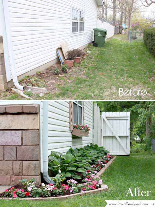 Woo Homes | 20 Easy & Cheap DIY Ways to Enhance the Curb Appeal