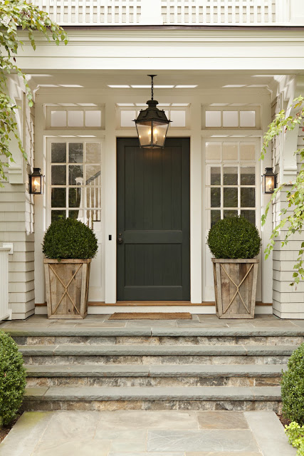 Cottage & Vine | 6 Ways to Improve Curb Appeal